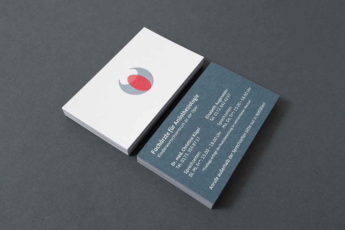 Visitenkarte Rmo Druck Gmbh
